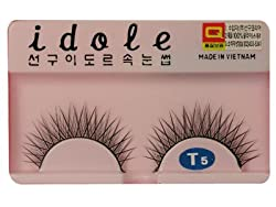 Sunku Idole EYELASH WITH GLUE T5
