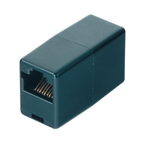 Hama ISDN-Adapter Modular-Kupplung 8P8C - Modular-Kupplung 8P8C