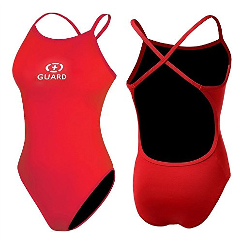 Adoretex women's Guard Cross Back Swiimsuit - Sizes 28 to 40