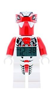 LEGO Unisex 9005251 Ninjago Fang-Suei Minifigure Clock
