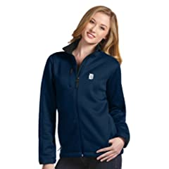 MLB Detroit Tigers Ladies Traverse Jacket by Antigua
