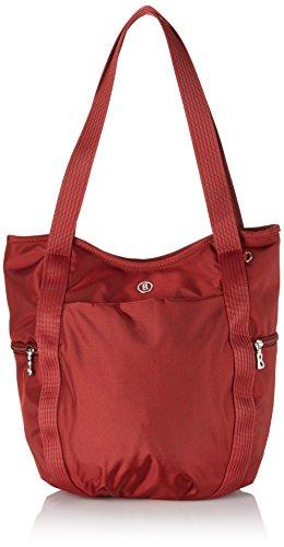 Bogner-Damen-Basket-Schultertaschen-Rot-Cranberry-370-37x27x21-cm