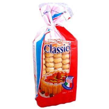 Bisconova Classici Lady Fingers from Italy - 2 packages