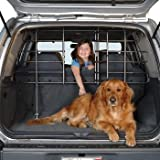 Precision Pet Vehicle Barrier with Door Hammertone