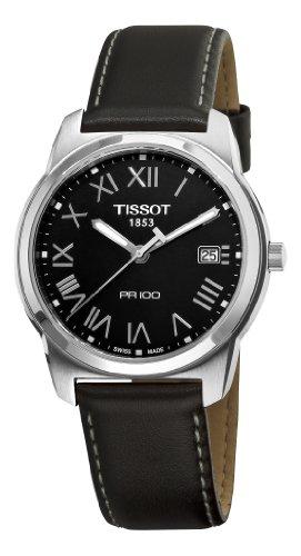 天梭手表海淘:天梭 PR100系列男士石英手表