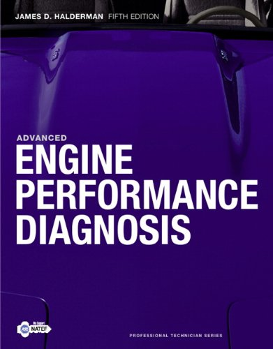 Advanced Engine Performance Diagnosis (5th Edition)