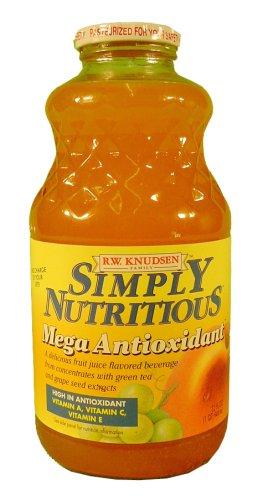R.w. Knudsen, Juice, Mega Antioxidant, 12/32