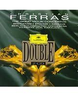 Christian Ferras : Les grands concertos pour violon