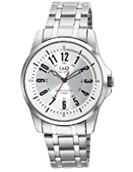 Q&Q White Dial Men's Watch - Q708N204Y