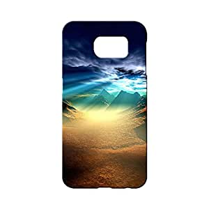 BLUEDIO Designer 3D Printed Back case cover for Samsung Galaxy S7 - G2482
