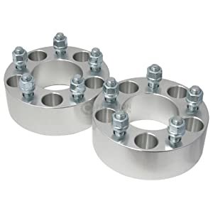 (2) 64mm (2.5″) 5×120.7 / 5×4.75 Hubcentric Wheel Spacers for Chevrolet Corvette Camaro Pontiac GTO
