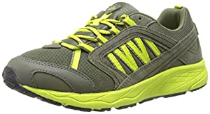 Easy Spirit Women's Trailhike Walking Shoe, Green, 8.5 M US