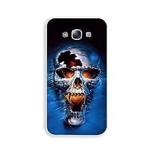 Mott2 SkullDanger Back cover for Samsung E7