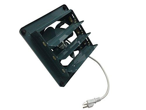 Barn Fan Switch : Professional grade products metal shutter exhaust