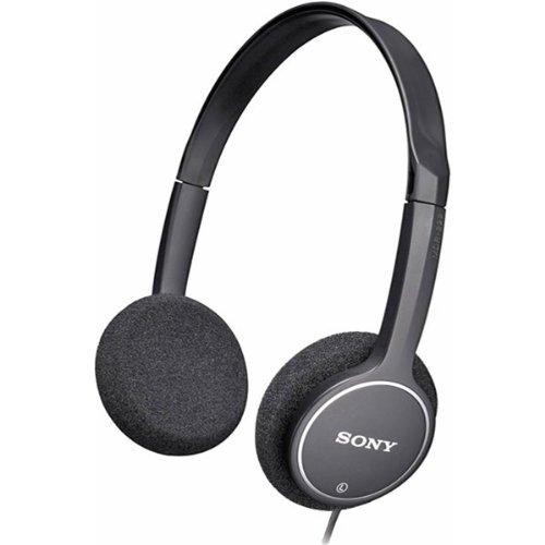 Brand New Sony Small Black Headphones For Children
