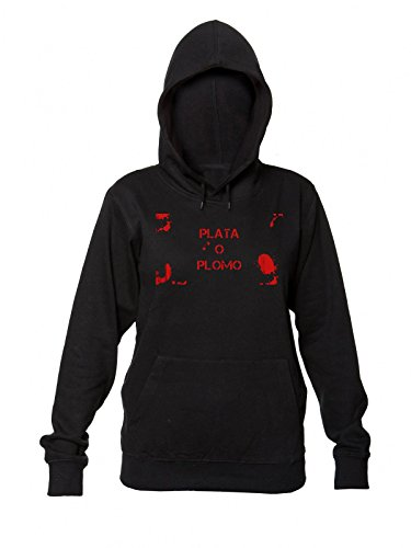 narcos-bloody-plata-o-plomo-artwork-womens-hooded-sweatshirt-extra-large