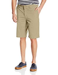 O\'Neill Men\'s Contact Short, Khaki Heather, 38