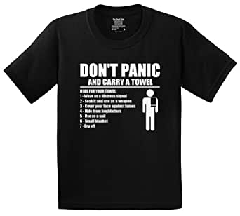 from Scott dont panic gay t-shirts