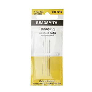 English Beading Needles Assortment So Handy