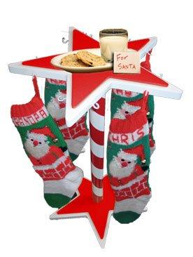 Stocking Caddy, Christmas Stocking Holder Stand