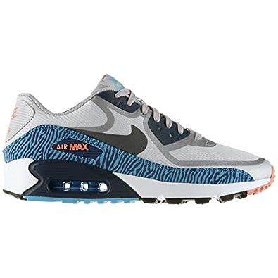 NIKE AIR MAX 90 CMFT PRM TAPE Men's Sneakers 616317-004 (US 9)