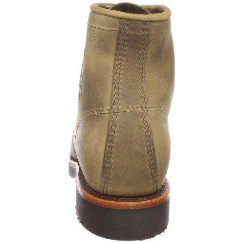 chippewa men s 20067 6 american handcrafted gq tan rodeo boot tan