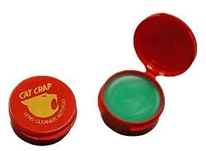EK Ekcessories 10003P-AM Cat Crap Anti-Fog Lens Cleaner and Paste - 1/2 oz. from EK Ekcessories