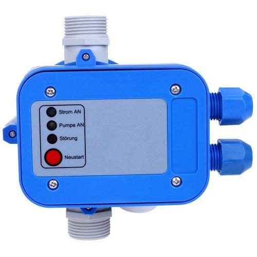 Programmatore di irrigazione centralina per pompa idrica for Programmatore di irrigazione