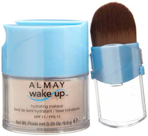 Almay Wake-up Hydrating Makeup, Naked, 0.35-Ounce