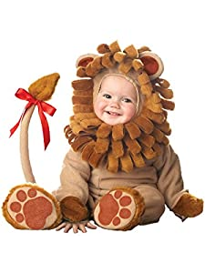Lil' Lion Costume Child