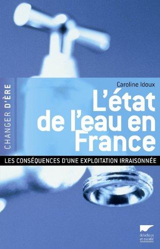 L'état de l'eau en France : Les conséquences d'une exploitation irraisonnée