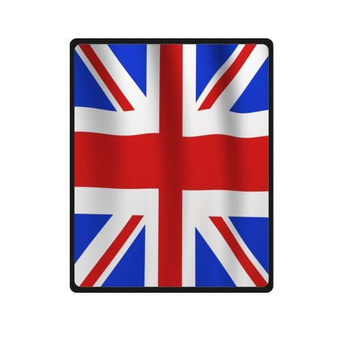 Union Jack Fleece Throw