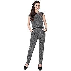 Eavan Women's Casual Wear Feminine Rayon Jumpsuit