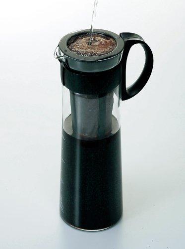 ハリオ 水出し珈琲ポット8杯用 1,000ml MCPN-14B
