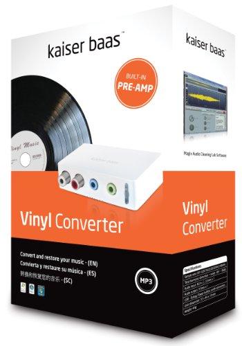 Kaiser Baas Vinyl Converter von Avanquest Software Picture
