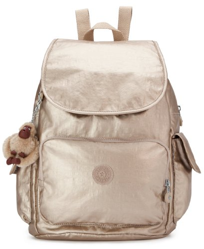 Kipling Ravier A, Toasty Gold, One Size