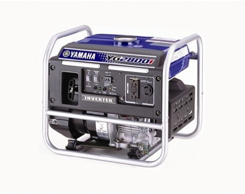 Yamaha YG2800i 2,800 Watt 171cc OHV 4-Stroke Gas Powered Portable Inverter Generator (CARB Compliant)