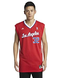NBA Los Angeles Clippers Blake Griffin Road Replica Jersey Red
