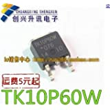 Xennos TK10P60W 10P60 MOS TO-252 - (Plug Type: Universal)