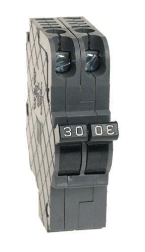 View-Pak Ubif0230 Unique Breakers Dual Pole Thin Federal Pacific Circuit Breakers