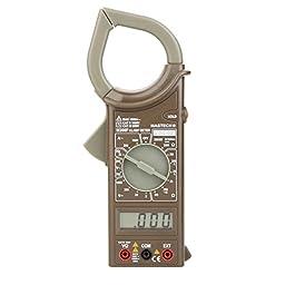 PyLios(TM) MASTECH Digital Clamp Meter Ammeter Voltmeter Ohmmeter Insulation w/Diode & Frequency Tester Ampere Amperimetro Megohmmeter