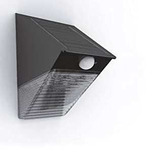 Solar Powered Entrance Security Light