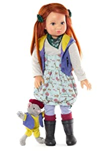 "Kidz N' Cats Rieke 18"" Doll"