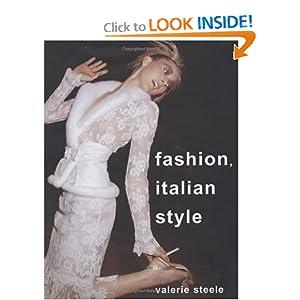 Fashion, Italian Style [Hardcover]