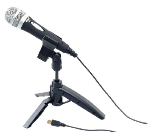 Cad U1 Usb Recording Microphone Cardioid Built In Pop Filter 10 Foot Cable Desktop Mic Stand
