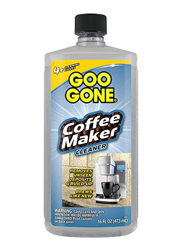 Goo Gone Coffee Maker Cleaner : Goo Gone Coffee Maker Cleaner, 16 Fluid Ounce from Goo Gone at the Coffee Maker World