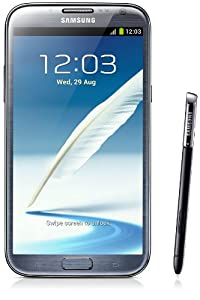 Samsung Galaxy Note 2 Smartphone Android Gris