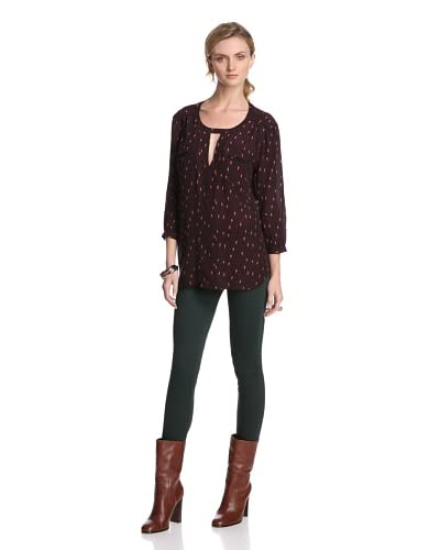 French Connection Women's Winter Diamond Top