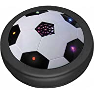 Can You Imagine Light-Up Air Power Soccer Disk