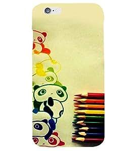 MENTAL MIND DESIGNER HARD SHELL BACK COVER CASE FOR APPLE Iphone 6